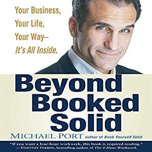 Beyond Booked Solid Audiobook
