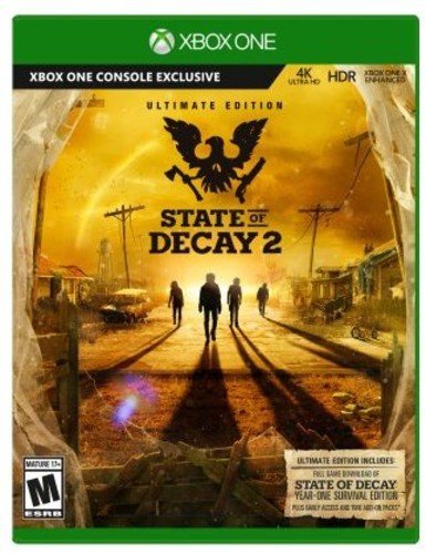 Decay State Edition