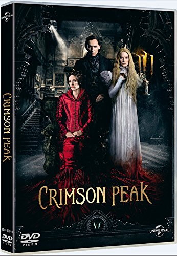 Crimson Peak [DVD] [2015]
