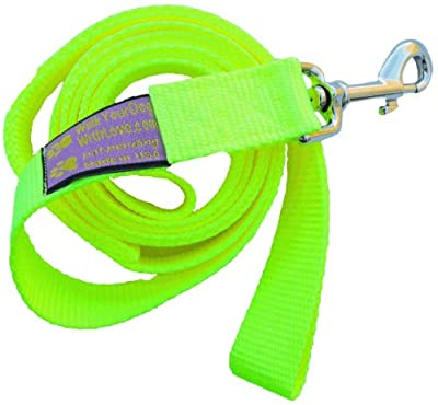 Walk Your Dog With Love- Sports Edition Premium Nylon DOG LEASH. The World's Best Dog Walking Tools.