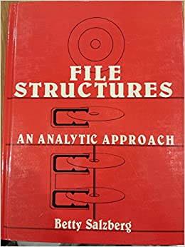 File Structures: An Analytic Approach