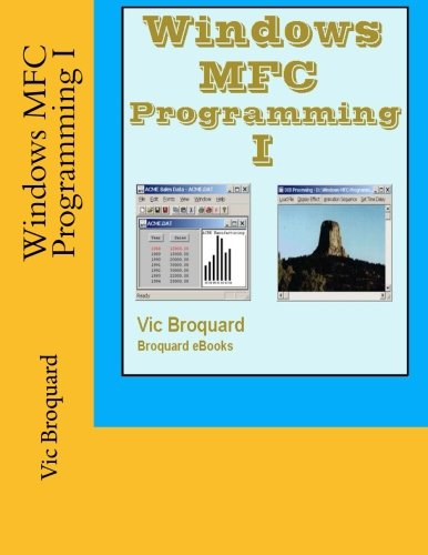 Windows MFC Programming I (Programming Mfc compare prices)