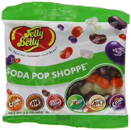 Jelly Belly Jelly Belly Soda Pop Shoppe 99 g (Pack of 3)