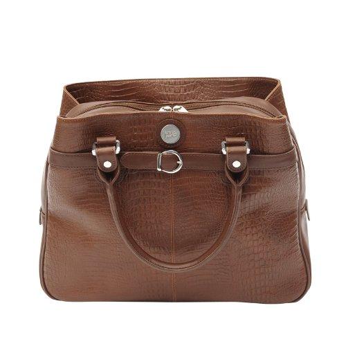 jille-designs-e-go-career-bag-brown-croc-leather-373601