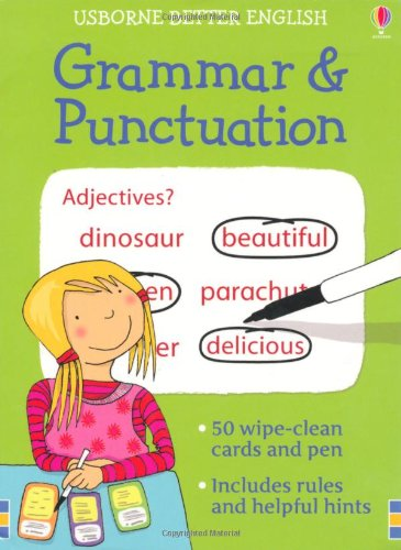 Grammar and Punctuation (Usborne Better English)