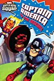 img - for Super Hero Squad: Captain America to the Rescue! (Passport to Reading Level 2) book / textbook / text book
