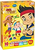 Kellogg's Disney Jake and the Never Land Pirates Fruit Snacks, 8 Ounce (Pack of 3)