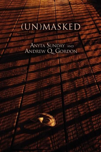 Book: (Un)Masked by Andrew Q. Gordon, Anyta Sunday