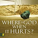 Where Is God When It Hurts? (       UNABRIDGED) by Philip Yancey Narrated by Maurice England