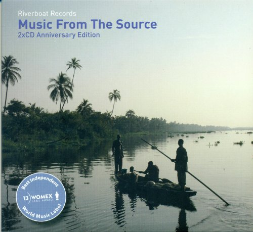 VA-Riverboat Records Music From The Source-DIGIPAK-2CD-FLAC-2014-NBFLAC Download