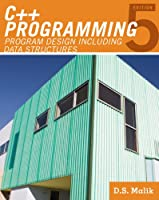 C++ Programming: Program Design Including Data Structures Front Cover