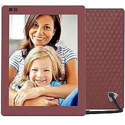 Nixplay Seed W10A 10-inch WiFi Digital Photo Frame (Mulberry)