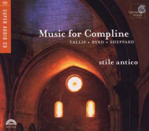 MUSIC FOR COMPLINE (HYBR)