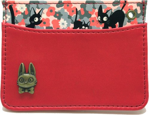 Gibri one point Charm Series Kikis Delivery Service Pass Case