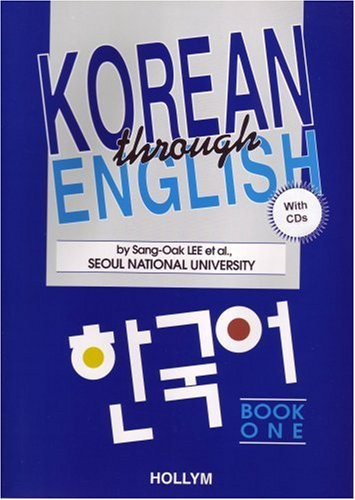 Korean Through English, Book 1 (Book only)