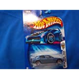 Hot Wheels 2004 First Editions Maserati Quattroporte 29/100 BLUE 029 1:64 Scale
