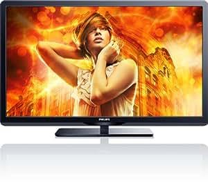 "Philips 55PFL3907 55"" 1080p LCD TV - 16:9 - HDTV 1080p - 120 Hz<br>PHILIPS 55IN 120HZ WIFI IPTV WIFI NETTV MEDIACONNECT 120HZ<br>ATSC - 178 / 178 - 1920 x 1080 - Surround Sound, Dolby Digital - 4 x HDMI - USB - Ethernet - DLNA Certified - PC Streaming - Internet Access - Media Player"