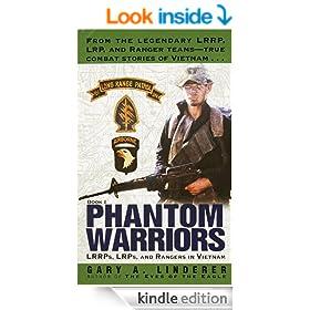 Phantom Warriors: Book I: LRRPs, LRPs, and Rangers in Vietnam: 1