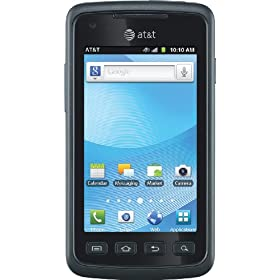 Samsung Rugby Smart 4G Android Phone (AT&amp;T)