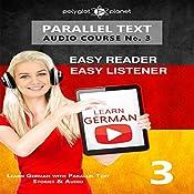 German Easy Reader | Easy Listener | Audio Course No. 3 |  Polyglot Planet