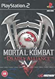 Mortal Kombat: Deadly Alliance (PS2) [PlayStation2] - Game
