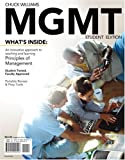 MGMT 2008 Edition (with Review PREP Cards) (0324655444) by Williams, Chuck