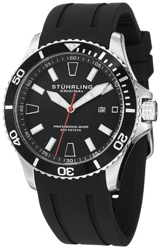 Stuhrling Original Men's 706.01 Aquadiver Regatta