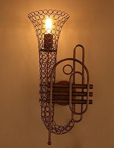 EAST-amercian-industrielle-Landschaft-Vintage-Saxophon-Wandleuchte-fr-den-Kaffee-Raum-Bar-living-rooom-Wandleuchte-dekorieren