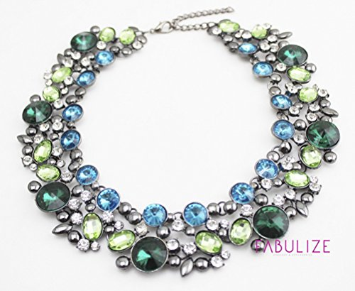 chunky-bleu-vert-et-turquoise-zara-collier-col-style-cristal