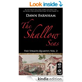 The Shallow Seas: A Tale of Two Cities: Singapore and Batavia (The Straits Quartet)