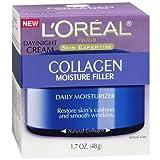 L'Oreal Paris Collagen Moisture Filler Day/Night Cream, 1.7 Ounces