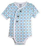 Stephan Baby All-in-One Diaper Cover, Neo-Geo Geometric Print