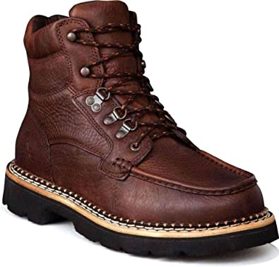 Rocky Men's Western Cruiser Chukka Auburn Soggy Casual Boot, 8 M US [Apparel]