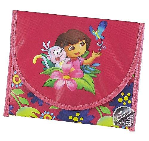 Shark Skinzz - Reusable Folding Drink Ware & Accessories - Sandwich Bags - Dora the Explorer - 1