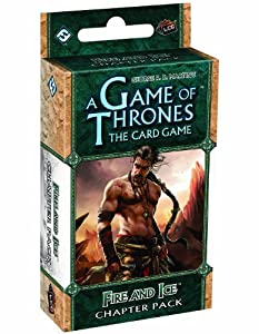 A Game of Thrones LCG: Fire and Ice Chapter Pack Card Game