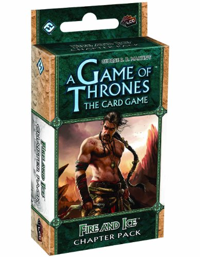 A Game of Thrones LCG: Fire and Ice Chapter Pack - 1