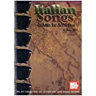 Mel Bay Italian Songs & Arias for Accordion