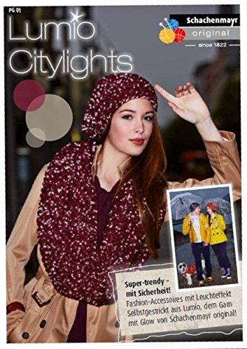Schachenmayr Lumio City Lights istruzioni per berretti, Loop e cani cappotto