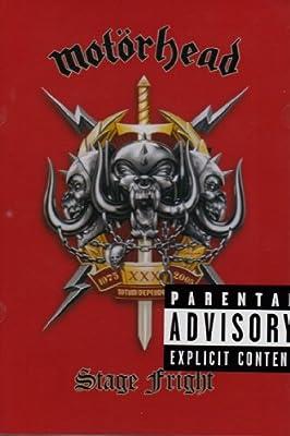Motörhead - Stage Frights NTSC-Doppel-DVD