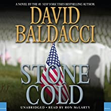 Stone Cold: Camel Club, Book 3 Audiobook by David Baldacci Narrated by Ron McLarty
