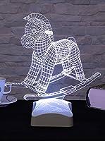 Lámpara 3D LED