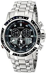 Citizen Men's JR4051-54L Sailhawk Japanese Quartz Silver Analog Watch