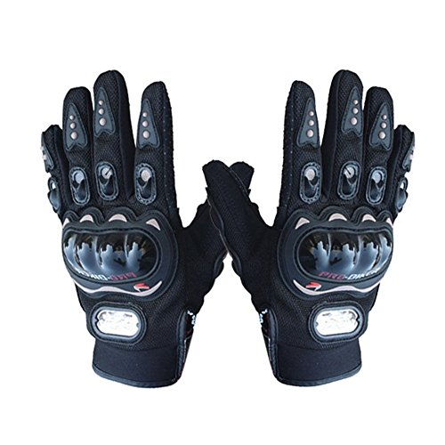 Renssance Pro-Biker Full Finger Motorcycle Riding Racing Cycling Atv Sport Gloves M/L/Xl/X L