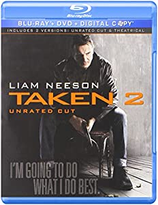 Taken 2 (Unrated Cut) [Blu-ray]