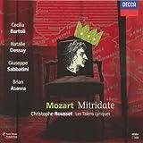 Mozart: Mitridate / Rousset, Les talens lyriques