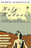 img - for Holy Madness: The Shock Tactics and Radical Teachings of Crazy-Wise Adepts, Holy Fools and Rascal Gurus by Roger N. Walsh (Foreword), PhD Feuerstein Georg (28-Jan-1993) Paperback book / textbook / text book