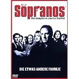 """Die Sopranos - Die komplette zweite Staffel [4 DVDs]von """"James Gandolfini"""""""