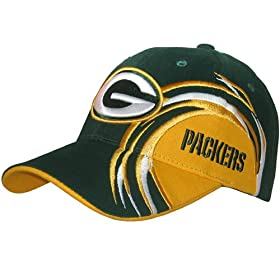 Green Bay Packers Tsunami Baseball Cap