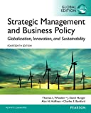 img - for Strategic Management and Business Policy: Globalization, Innovation and Sustainability book / textbook / text book