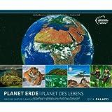 PLANET ERDE - PLANET DES LEBENS 2014: Große Natur-Landschaften der Erde